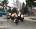 Šolski bend na 19. natečaju Janka Glazerja (21. marec 2018)