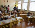 Prvi šolski dan v 1. razredu (3. september 2018)
